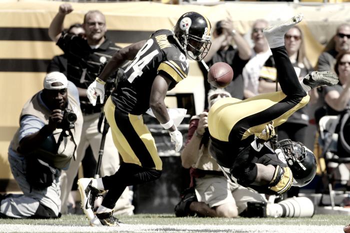 Pittsburgh Steelers, un ataque de leyenda