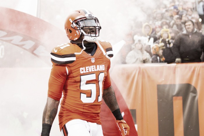 Jamie Collins, Cleveland Browns agree to 4-year, $50 million deal