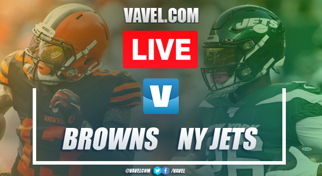 Cleveland Browns vs New York Jets: Live Stream Online TV Updates and How to Watch NFL 2019 (0-0)