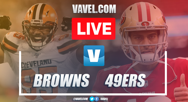 Video highlights and touchdowns: Cleveland Browns 3-31 San Francisco 49ers, 2019 NFL Season