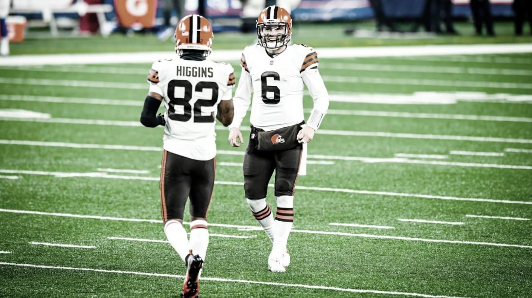 Sem sustos, Browns vencem Giants e ficam próximos dos playoffs