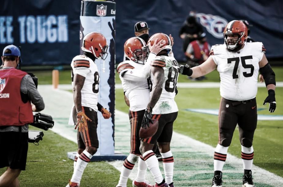 Browns 'on fire' e goleada dos Patriots: os jogos deste domingo de NFL