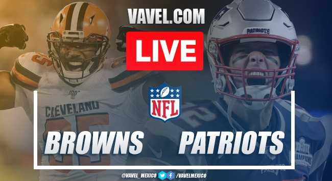 Highlghts and touchdowns Browns 13-27 Patriots, 2019 NFL