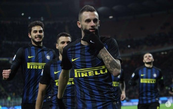 Inter, Brozovic e Dalbert provano a convincere Spalletti