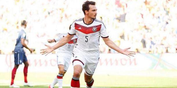 Troppo Hummels per la Francia: 1-0 e Germania in semifinale