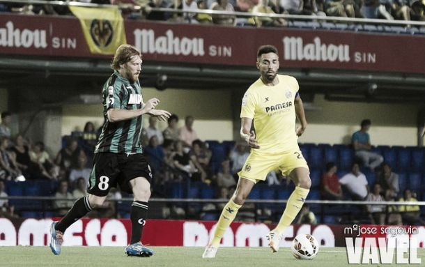 Celta - Villarreal: puntuaciones del Villarreal, jornada 7