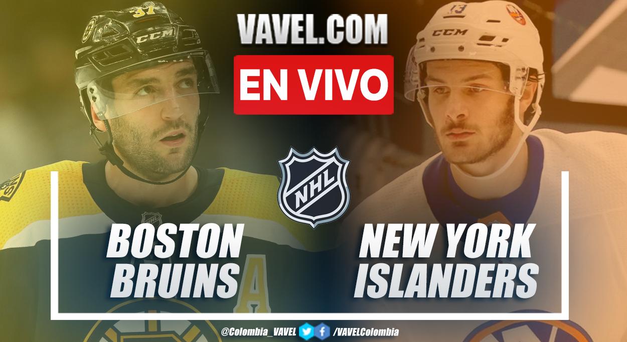 Resumen y goles: Boston Bruins 4-5 New York Islanders en playoffs de la NFL 2021