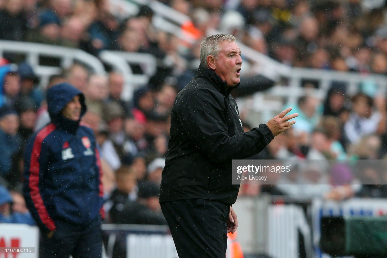 Steve Bruce disappointed with mix-up that led to opening day defeat