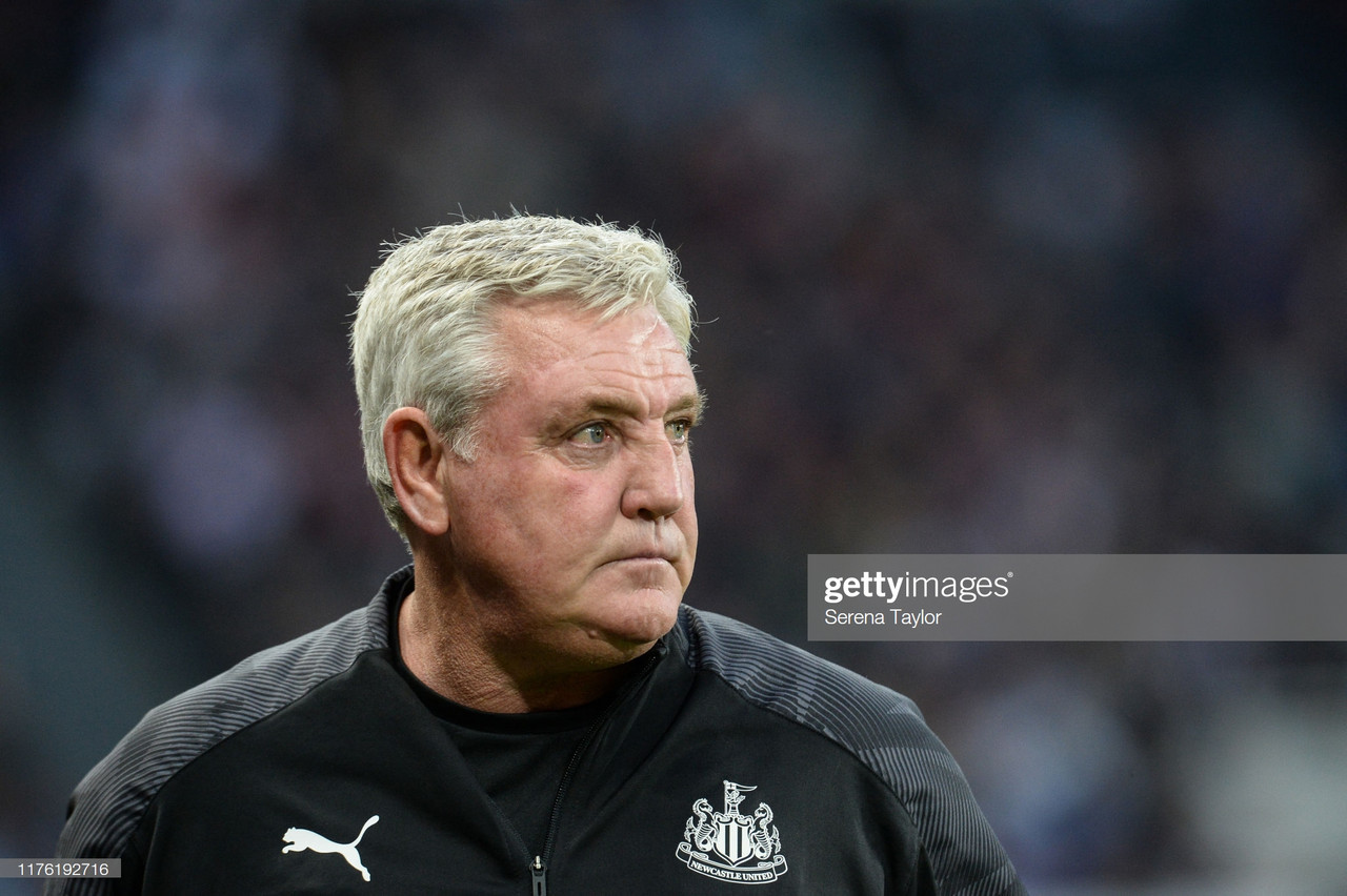 Bruce promised attacking football on Tyneside but what has gone wrong?