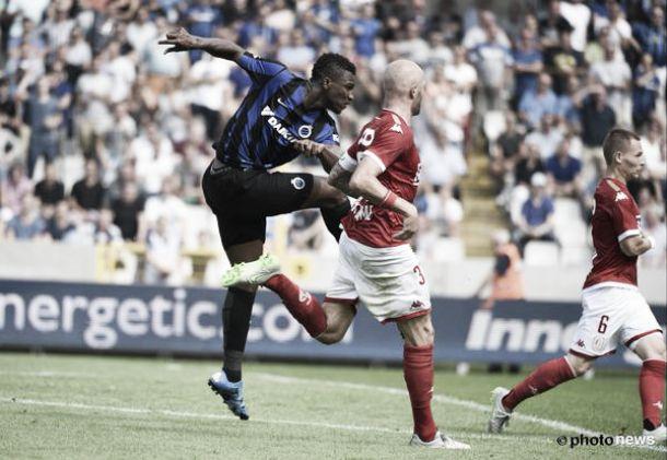Euro rivali, Napoli: il Club Brugge abbatte lo Standard, Diaby show