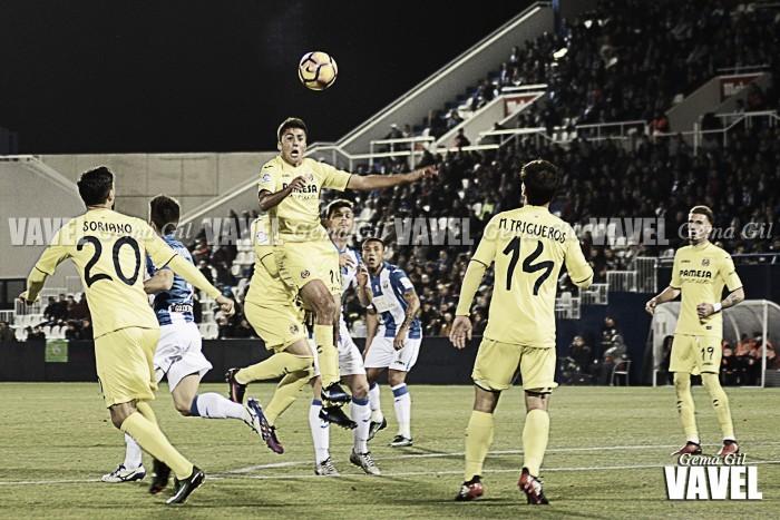 Previa CD Leganés-Villarreal CF: cuentas pendientes