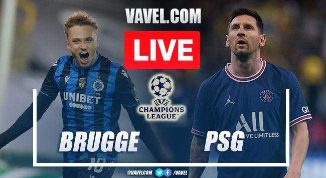 Gols e melhores momentos de Club Brugge x Paris Saint-Germain (1-1)
