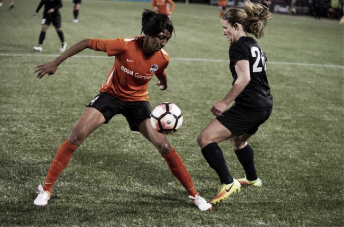Defender Bruna Benites waived by Houston Dash