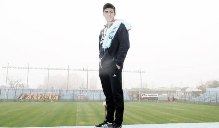 """Juan Brunetta: """"Nos vemos en Primera otra temporada"""""""