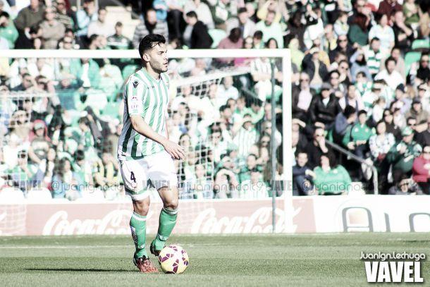 Bruno: ''He tenido ofertas, pero quería jugar en el Real Betis''