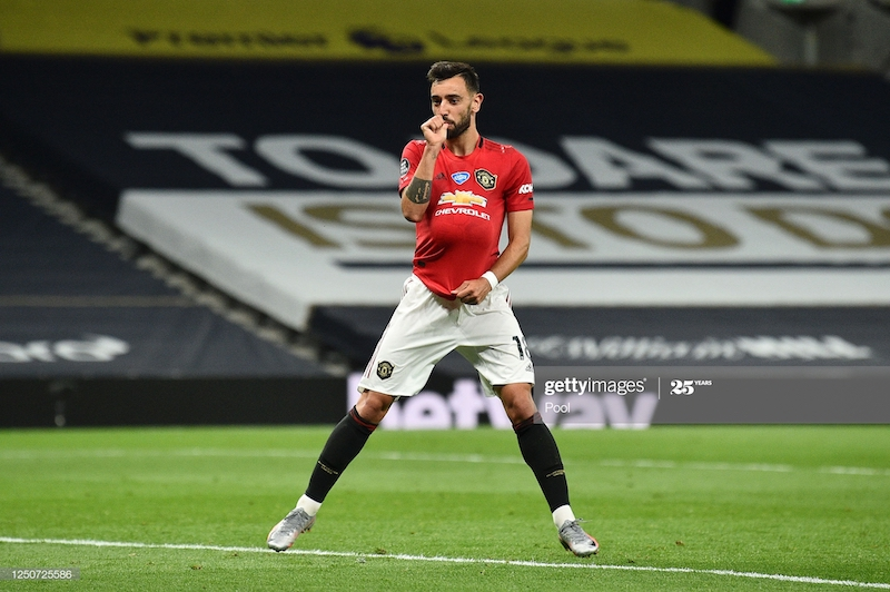 Tottenham Hotspur 1-1 Manchester United: Intensity in the rain in North London but spoils shared