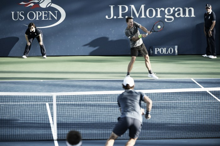 Murray e Soares são precisos e asseguram vaga nas quartas do US Open