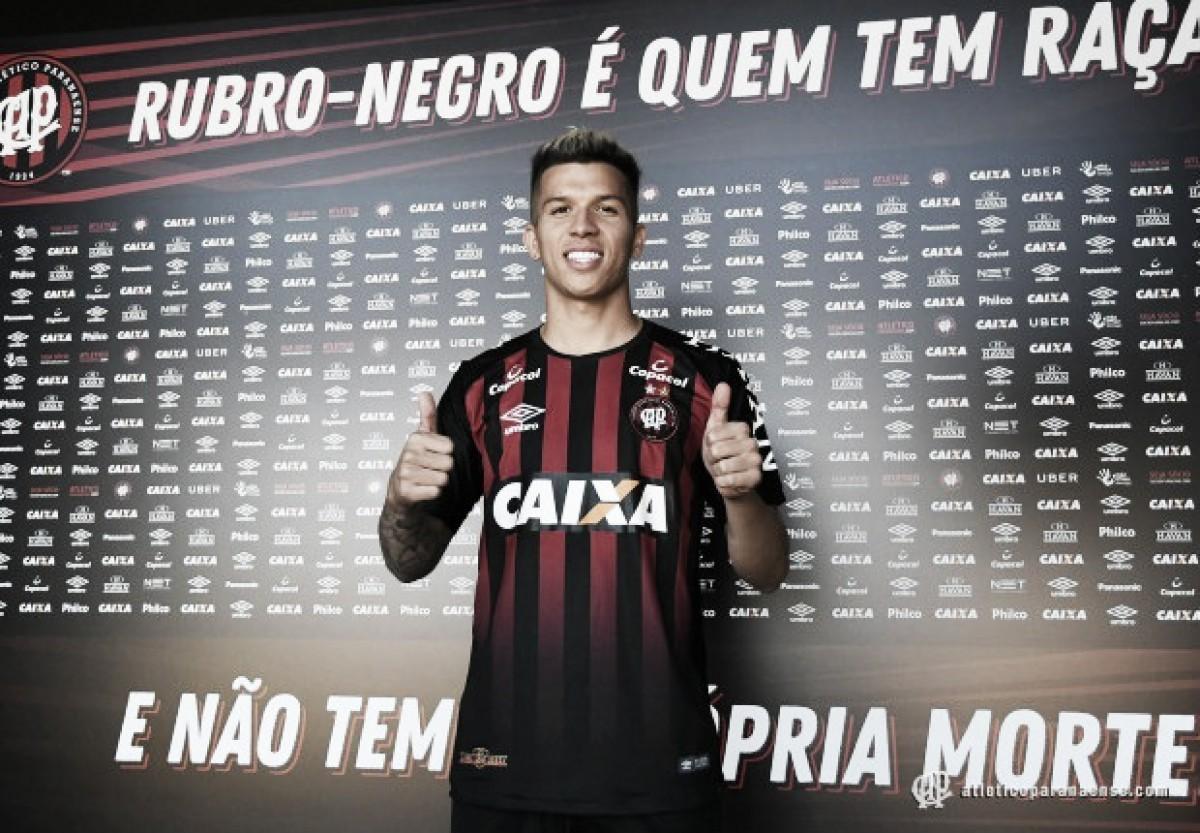 Bruno Nazário é confirmado como nova contratação do Atlético-PR