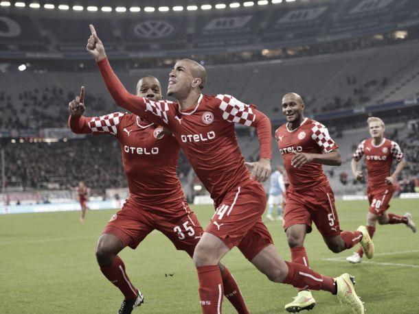 1860 Munich 0-1 Fortuna Düsseldorf: Soares strike cuts Ingolstadt's lead at the top