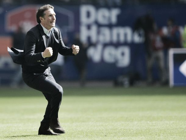 Hamburger SV 2-0 Schalke 04: The clock keeps ticking