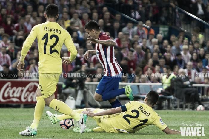 El Villarreal viaja a Barcelona sin Bruno Soriano pero con Álvaro González