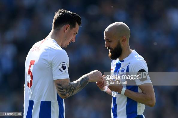 Bruno back at Brighton as part of coaching staff
