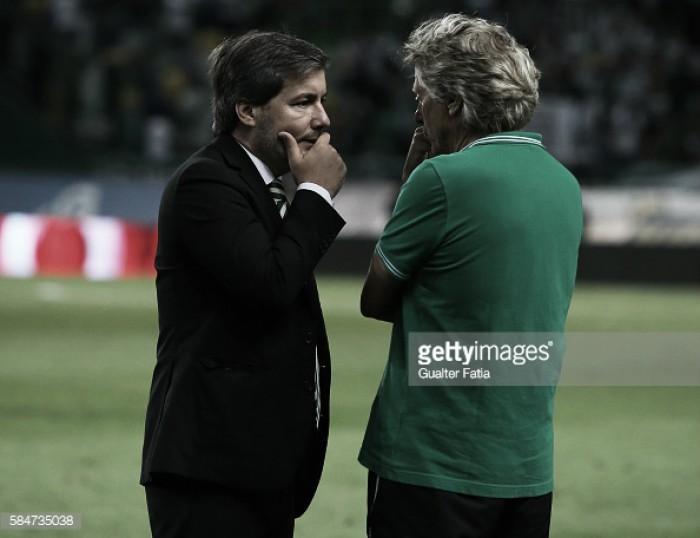 """Bruno de Carvalho """"Nunca dejaremos de ser el rey de la selva"""""""