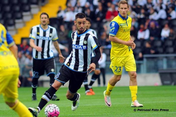 Udinese - Parliamo del gol, ma il gol dov'è?