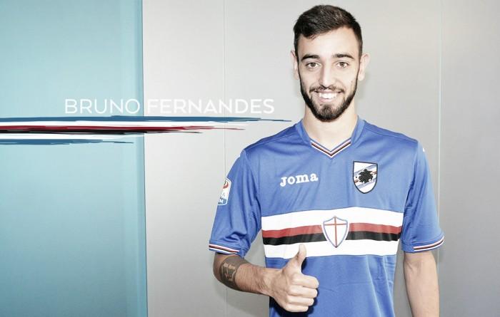 Samp, colpo B. Fernandes. Arriva da Udine in prestito