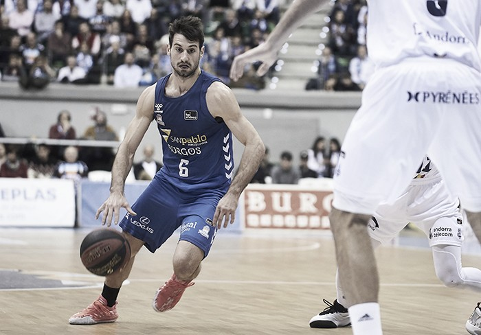 Bruno Fitipaldo no continua en Burgos