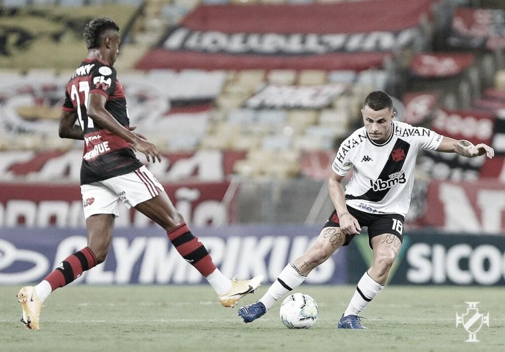 """Vasco perde, e Luxemburgo afirma: """"Flamengo está brigando por outro patamar"""""""