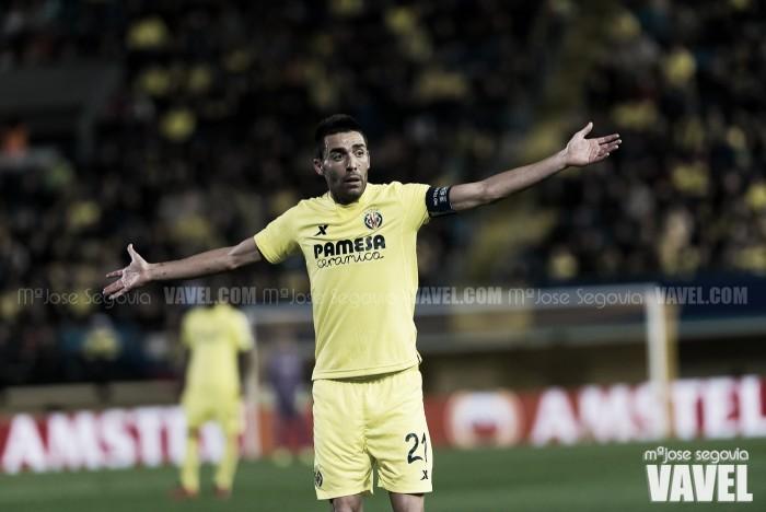 """Bruno Soriano: """"No se puede jugar con un dolor tan intenso"""""""