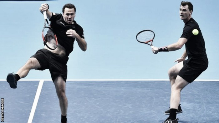 Soares e Murray ficam com o vice do primeiro torneio da temporada