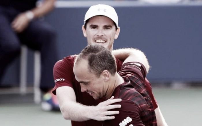 É campeão! Bruno Soares e Jamie Murray derrotam espanhóis e conquistam o US Open