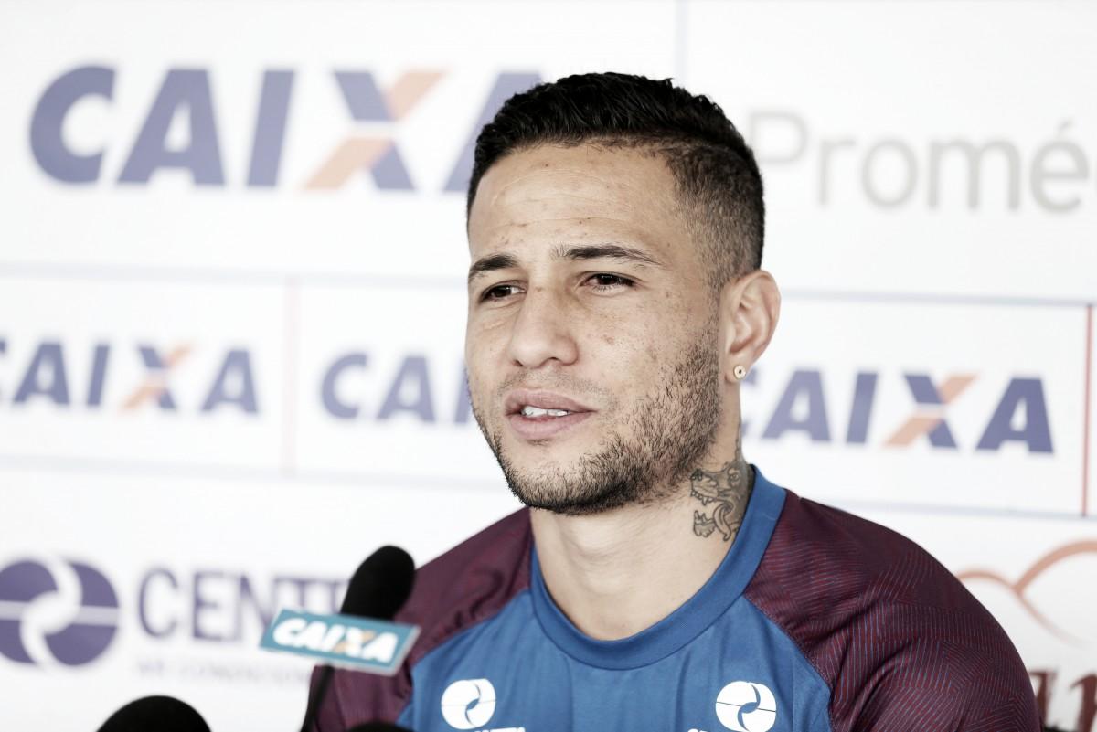 Após segunda derrota seguida, Bruno cita 'falta de tranquilidade' no ataque do Bahia