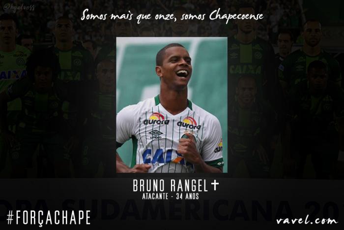Bruno Rangel: o maior artilheiro da história da Chapecoense