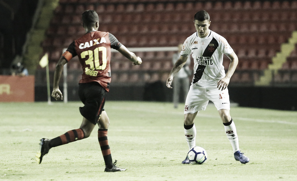 Com arbitragem questionável, Sport bate Vasco em duelo direto contra o Z-4