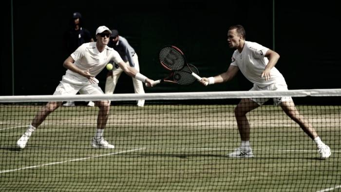 Bruno Soares é eliminado na segunda rodada de Wimbledon