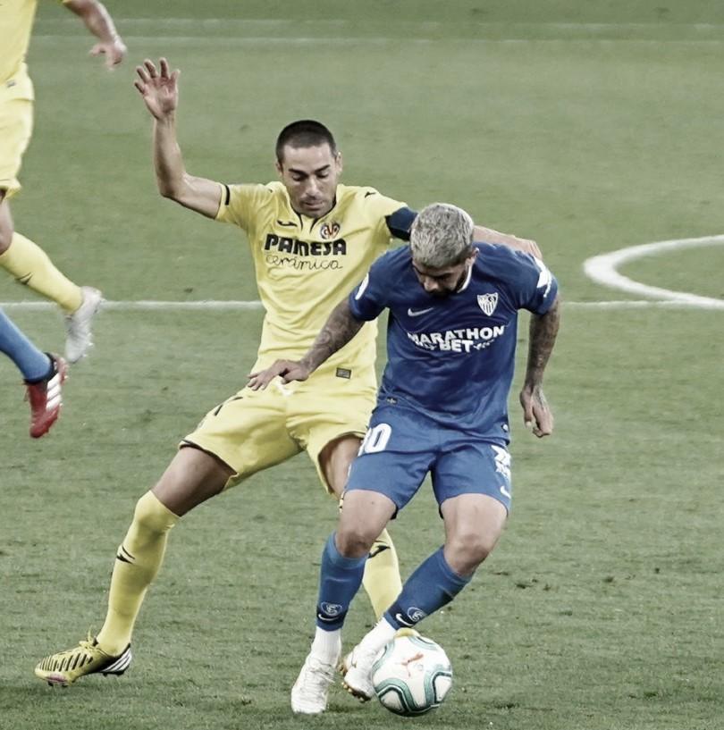 Análisis post partido: Villarreal y Sevilla empatan en La Cerámica e imparten un 'máster' de buen juego