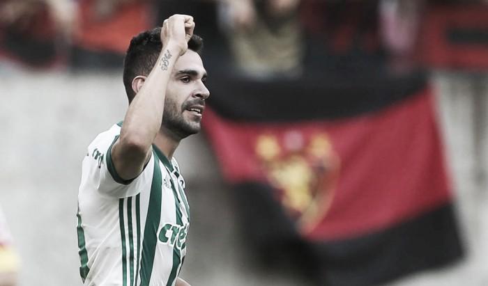 """Autor do primeiro gol contra Sport, Bruno Henrique exalta elenco: """"Jogadores de alto nível"""""""