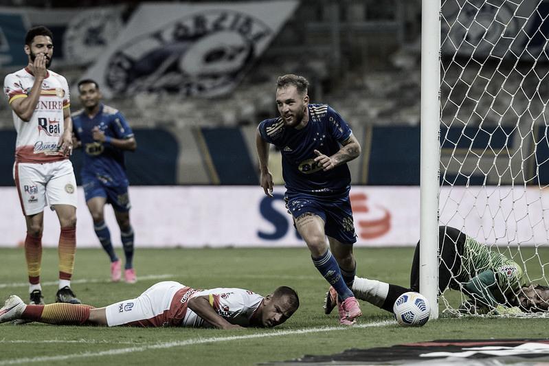 Com gol de Bruno José, Cruzeiro bate Juazeirense na Copa do Brasil