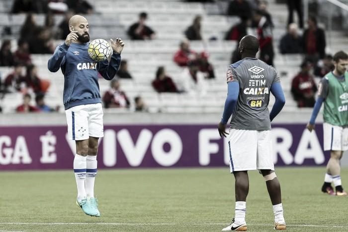 """Aguardando renovação contratual, Bruno Rodrigo exalta Cruzeiro: """"Sempre amei estar aqui"""""""