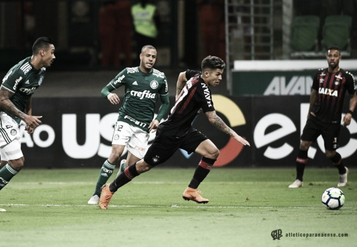 Com lesão no joelho, Bruno Nazário desfalca Atlético-PR até o fim da temporada