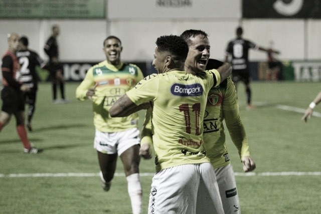 Foto: Lucas Gabriel Cardoso/Brusque FC