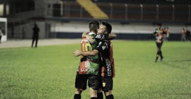 Brusque vence o Juventus e consegue a primeira vitória no Catarinense