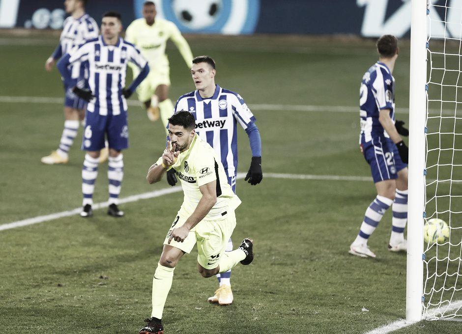 Atlético de Madrid vs Deportivo Alavés EN VIVO y en directo online en Laliga Santander 2021