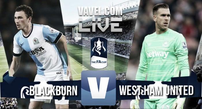 Five star West Ham progress to the quarter finals