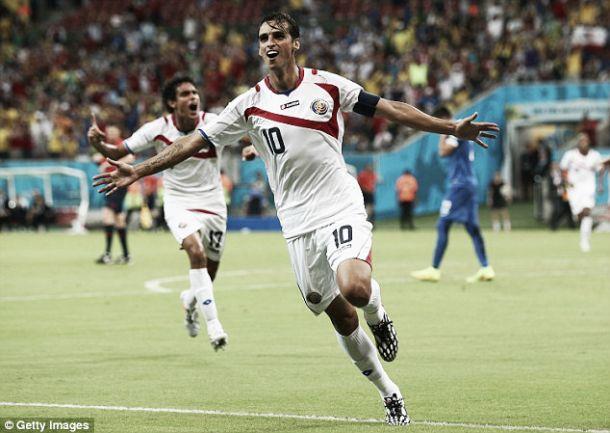 OFICIAL: Bryan Ruiz é o segundo reforço do Sporting