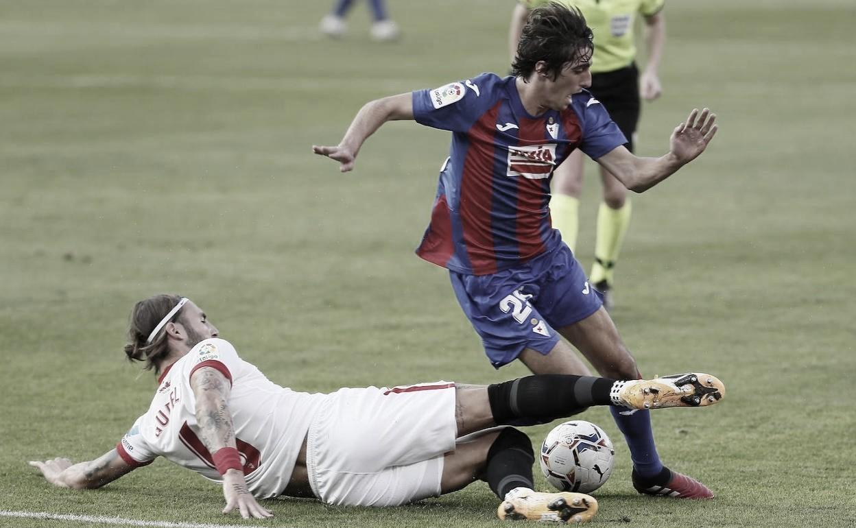 Los jugadores que vuelven al Sevilla FC a final de temporada