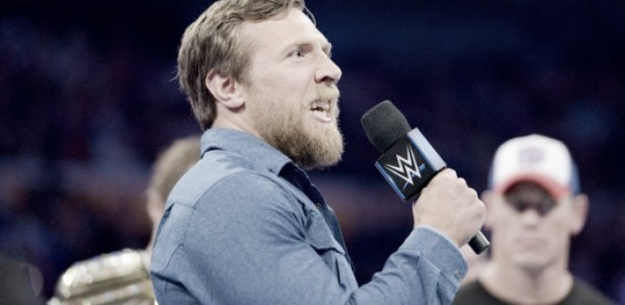 Daniel Bryan didn't have a choice about the GM role
